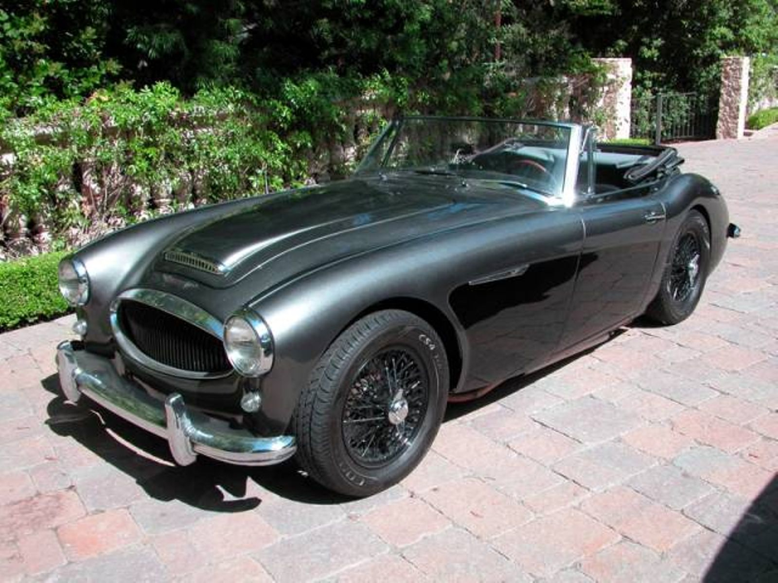 1963 austin healey 3000 mark ii fully restored city. Black Bedroom Furniture Sets. Home Design Ideas