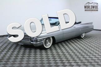 1963 Cadillac DEVILLE in Denver Colorado