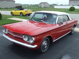 1963 Chevrolet Corvair Spyder in Mokena Illinois