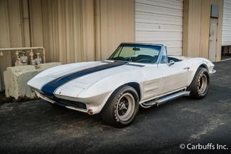 1963 Chevrolet Corvette Roadster | Concord, CA | Carbuffs in Concord