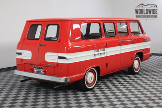 1963 Chevrolet GREENBRIER RESTORED CORVAIR 95 VAN COLLECTOR GRADE RARE in Denver, Colorado
