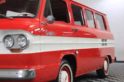 1963 Chevrolet GREENBRIER RESTORED CORVAIR 95 VAN COLLECTOR GRADE RARE | Denver, Colorado | Worldwide Vintage Autos in Denver, Colorado