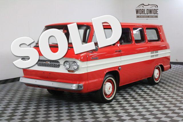 1963 Chevrolet GREENBRIER RESTORED CORVAIR 95 VAN COLLECTOR GRADE RARE | Denver, Colorado | Worldwide Vintage Autos