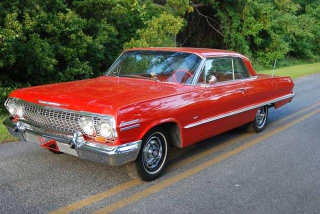 1963 Chevrolet Impala Ebay