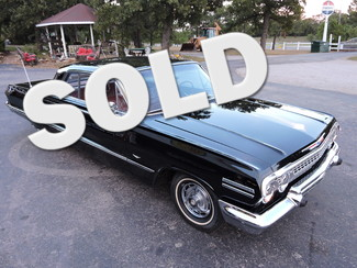 1963 Chevrolet IMPALA 2 DOOR HARD TOP RedLineMuscleCars.com, Oklahoma