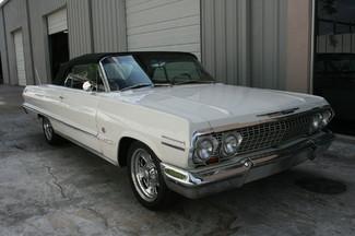 1963 Chevrolet Impala SS 409 Conv Houston, Texas