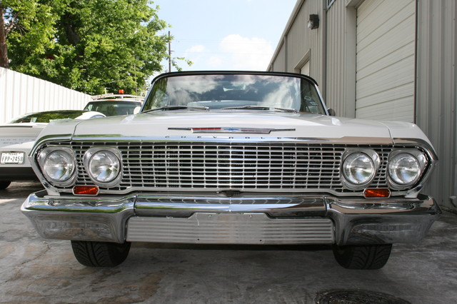 1963 Chevrolet Impala SS 409 Conv Houston, Texas 1