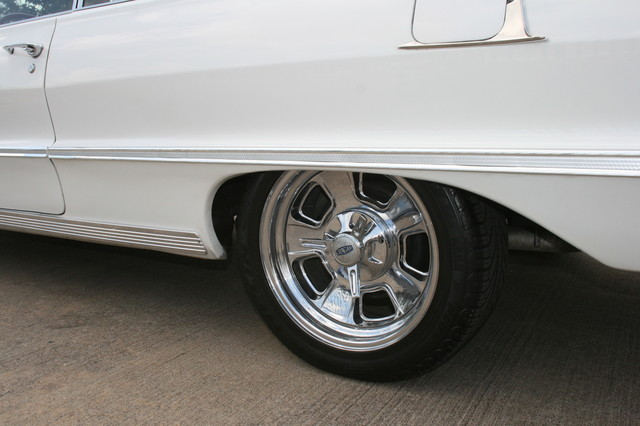1963 Chevrolet Impala SS 409 Conv Houston, Texas 12
