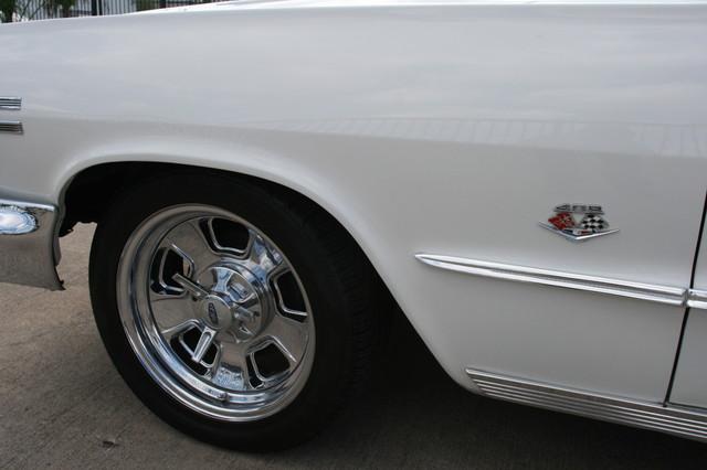 1963 Chevrolet Impala SS 409 Conv Houston, Texas 13