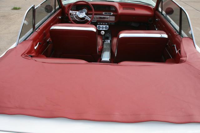 1963 Chevrolet Impala SS 409 Conv Houston, Texas 14