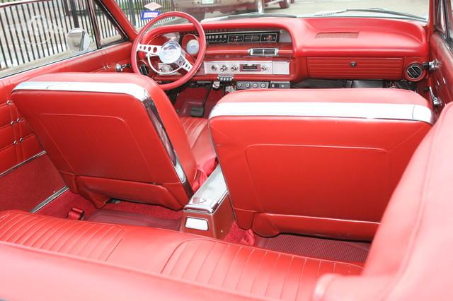 1963 Chevrolet Impala SS 409 Conv Houston, Texas 16