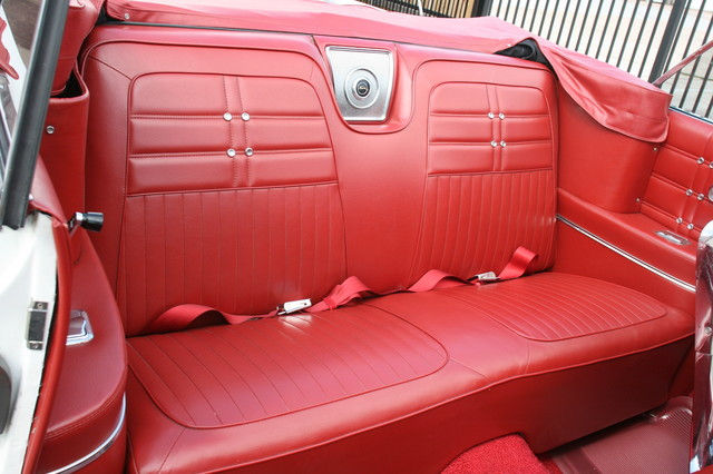 1963 Chevrolet Impala SS 409 Conv Houston, Texas 19