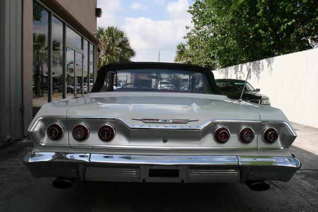 1963 Chevrolet Impala SS 409 Conv Houston, Texas 2