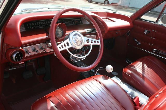 1963 Chevrolet Impala SS 409 Conv Houston, Texas 24