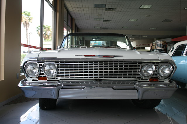 1963 Chevrolet Impala SS 409 Conv Houston, Texas 31