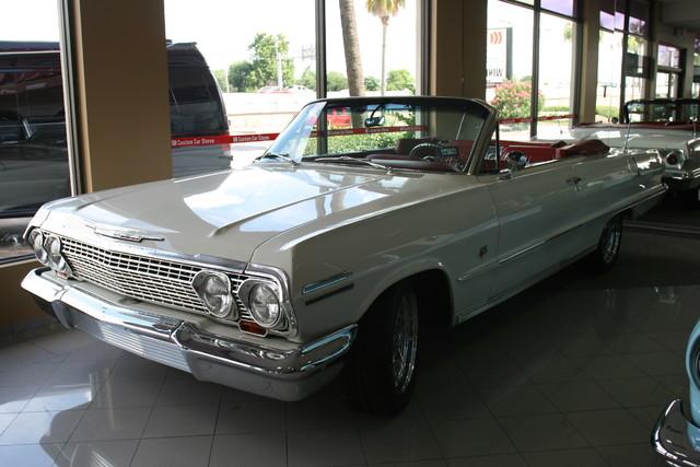 1963 Chevrolet Impala SS 409 Conv Houston, Texas 45