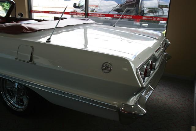 1963 Chevrolet Impala SS 409 Conv Houston, Texas 46
