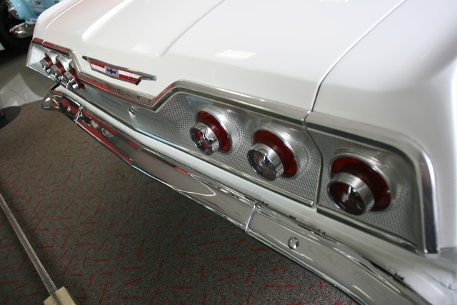 1963 Chevrolet Impala SS 409 Conv Houston, Texas 47