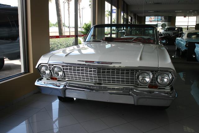 1963 Chevrolet Impala SS 409 Conv Houston, Texas 32
