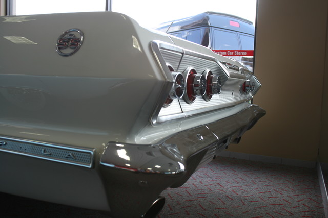 1963 Chevrolet Impala SS 409 Conv Houston, Texas 34