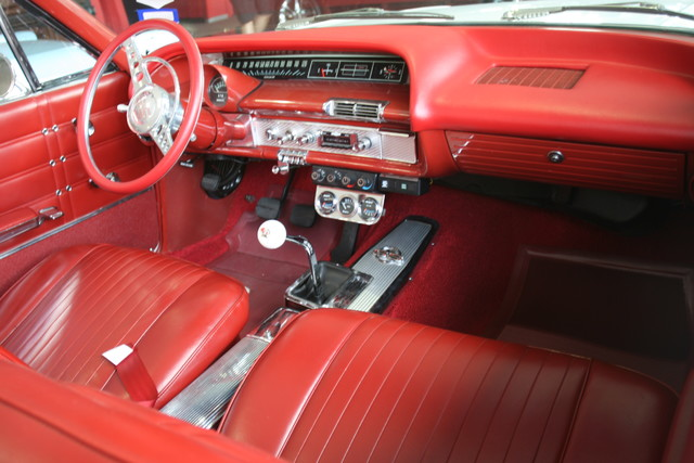 1963 Chevrolet Impala SS 409 Conv Houston, Texas 37