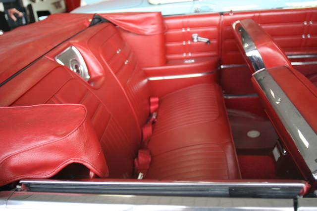 1963 Chevrolet Impala SS 409 Conv Houston, Texas 38