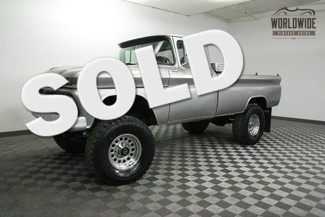 1963 Chevrolet LONGBED 4X4 RESTORED AND LIFTED 4X4 PS. PB. WOW!  in Denver Colorado
