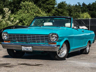 1963 Chevrolet Nova SS Studio City, California
