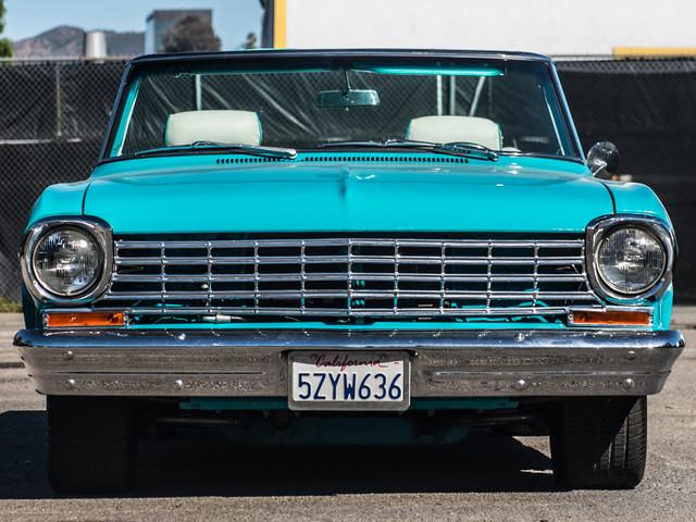 1963 Chevrolet Nova SS Studio City, California 2