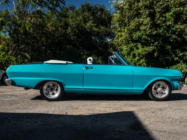 1963 Chevrolet Nova SS Studio City, California 3