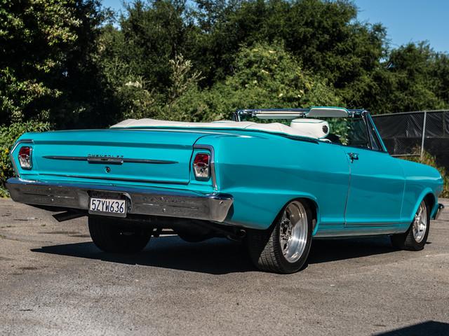 1963 Chevrolet Nova SS Studio City, California 4