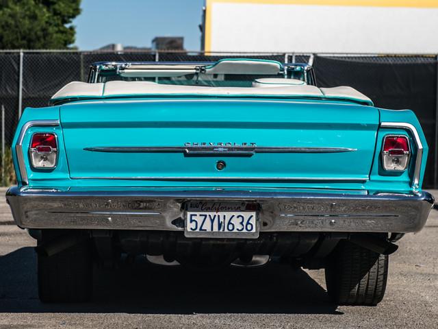 1963 Chevrolet Nova SS Studio City, California 5