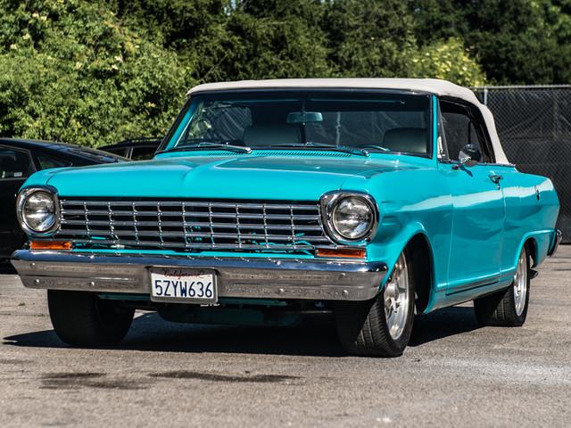 1963 Chevrolet Nova SS Studio City, California 8