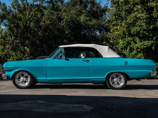 1963 Chevrolet Nova SS Studio City, California 9