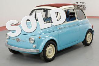 1963 Fiat 500 in Denver CO