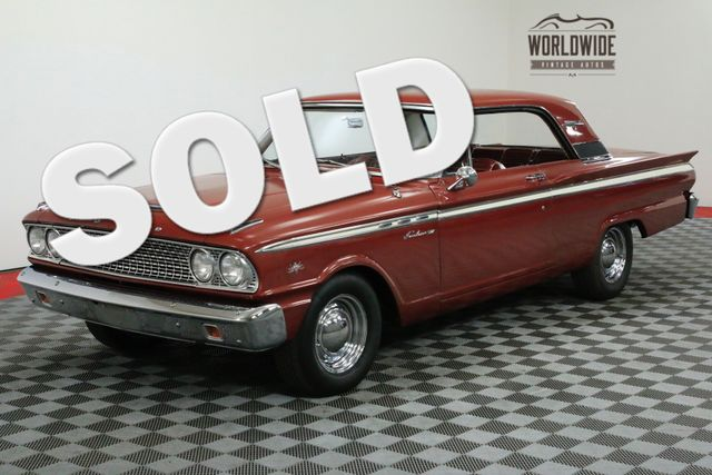 1963 Ford FAIRLANE CLEAN ORIGINAL 73K MI | Denver, CO | WORLDWIDE VINTAGE AUTOS