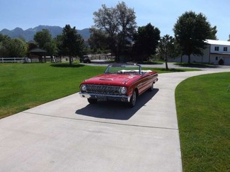 1963 Ford Falcon -Utah Showroom Newberg, Oregon