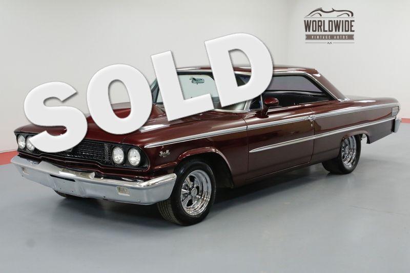 1963 Ford GALAXIE 500 460 CID V8 C6 AUTO 500HP INCREDIBLE BUILD   Denver, CO   Worldwide Vintage Autos