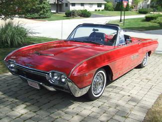 1963 Ford Thunderbird in Mokena Illinois