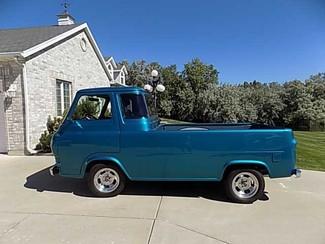 1963 Mercury Econoline Truck Custom - Utah Showroom Newberg, Oregon