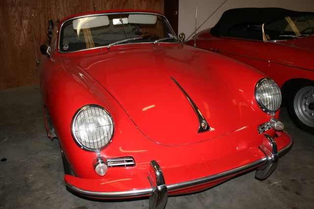 1963 Porsche 356 Convt Houston, Texas 2