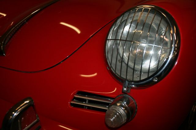 1963 Porsche 356 Convt Houston, Texas 12
