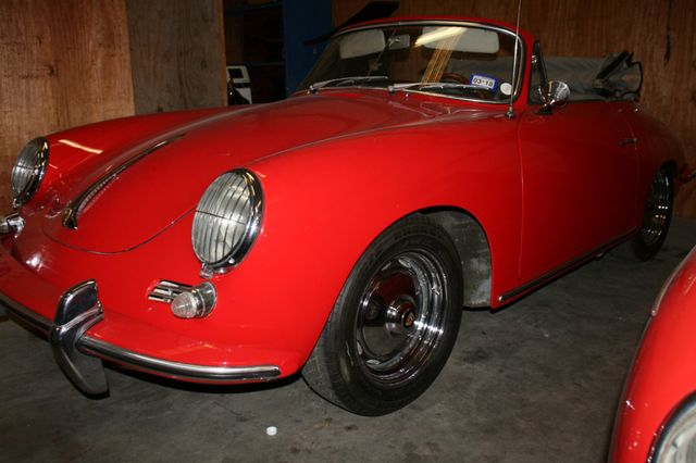 1963 Porsche 356 Convt Houston, Texas 0