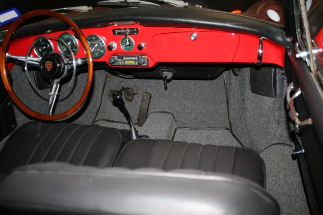 1963 Porsche 356 Convt Houston, Texas 7