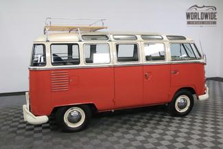 1963 Volkswagen 23 WINDOW MICROBUS RARE WALK THOUGH. 23 WINDOW! FULLY RESTORED in Denver, Colorado