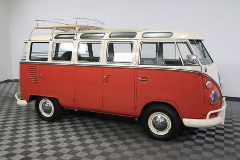 1963 Volkswagen 23 WINDOW MICROBUS RARE WALK THOUGH. 23 WINDOW! FULLY RESTORED | Denver, Colorado | Worldwide Vintage Autos in Denver, Colorado