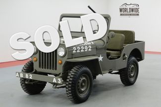 1963 Jeep WILLYS in Denver CO