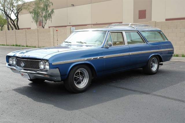 1964 Buick Skylark Sport Wagon Phoenix, AZ 14