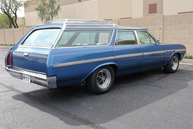 1964 Buick Skylark Sport Wagon Phoenix, AZ 22