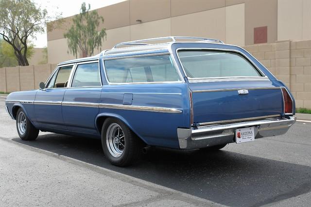1964 Buick Skylark Sport Wagon Phoenix, AZ 8